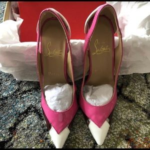 Christian Louboutin shoes brand new